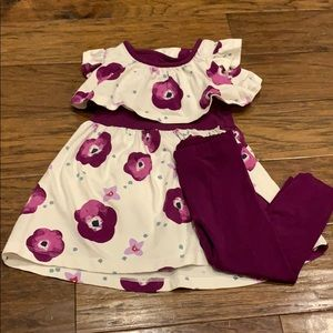 Tea Toddler Girl Outfit